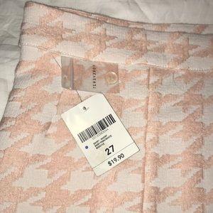 Forever 21 Skirts - Pink and White Skirt